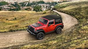 jeep wrangler lineup a look at the 2016 jeep wrangler limited edition models