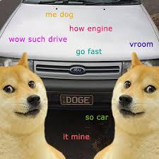 Doge Car Meme - doge car memes and comics