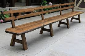 wood bench design with backrest rocking horse building plans free
