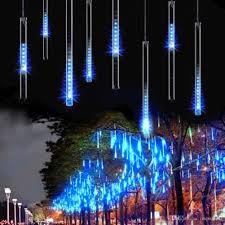 large bulb outdoor christmas lights impopular 50cm 8 tube meteor shower rain tubes outdoor holiday light