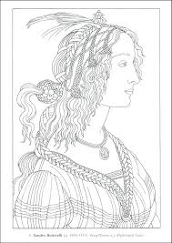 printable coloring pages renaissance italian coloring pages wedding coloring page printable italian