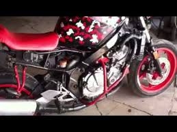 honda 600 bike for sale cbr 600 f2 stunt bike for sale youtube