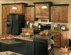 Rustic Alder Kitchen Cabinets This Kitchen Has Rustic Alder Cabinetry With A Coffee Glaze Finish