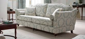 Great Sofas Inspiring Fabric Patterned Sofas With Elegant Fabric Patterned