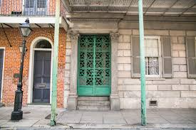 Hazelnut New Orleans If Walls Could Talk New Orleans Architecture Itinerary