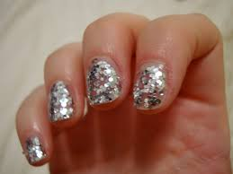 prettied up nail of the day milani jewel fx in silver 533