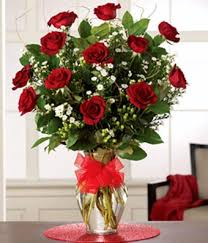 a dozen roses the dazzling dozen at from you flowers