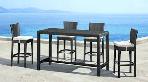 high table with four chairs high table with four chairs boutiquesaine space