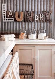 metal wall letters home decor creative ways to use corrugated metal in interior design