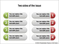 powerpoint comparison template