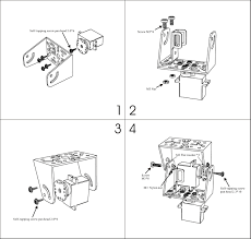 how to build a wireless pi camera pan and tilt platform