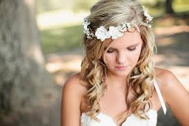 flower bands wedding headband bridal flower hair wedding accessories