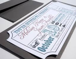 ticket wedding invitations ticket wedding invitation digital design