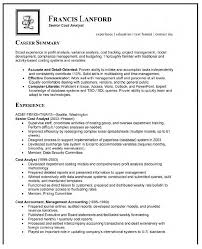 Sample Summary Of Resume by Business Analyst Resume Examples Objectives You Have To Create A
