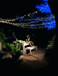 Cheap Landscape Lighting How To Hang String Lights Outdoors Together With Cheap Outdoor