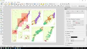 qgis layout mode limit to number of overviews in qgis print composer geographic