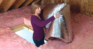 insulating your attic stairway