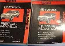 toyota 4runner repair toyota 4runner repair manual ebay
