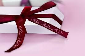 personalized wedding ribbon idearibbon