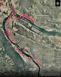 Maps Portland by Portland Shaver
