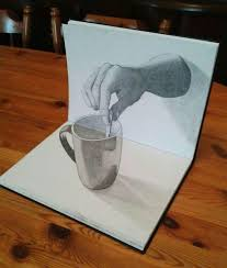 amazing 3d works of art 3d 3d drawings and drawings