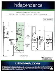lennar nextgen homes floor plans u2013 meze blog