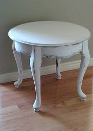 shabby chic side table home furnishings