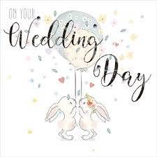 card for on wedding day wedding greeting cards wedding gifts and cards