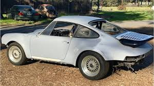porsche 911 v8 for sale this half finished v8 911 project could be your yard the drive