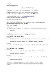 mla quote novel mla 7 citation examples citation websites