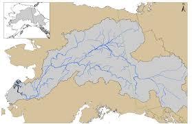 Map Of Yukon Alaska Region Fisheries U0026 Ecological Services