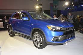 mitsubishi sports car 2016 2016 mitsubishi outlander sport debuts with dynamic new look