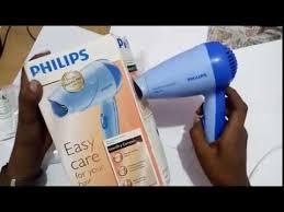 Philips Hair Dryer 1200 Watt philips hp8100 06 hair dryer unbox and review