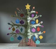 advent puzzle tree 3d approximately 27