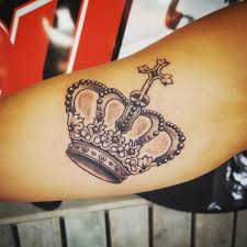 31 best crown with name tattoos designs images on pinterest