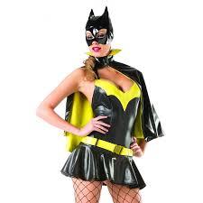 batty crimefighter womens halloween costume
