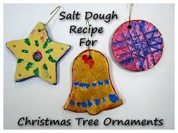 salt dough ornaments nuttin but preschool