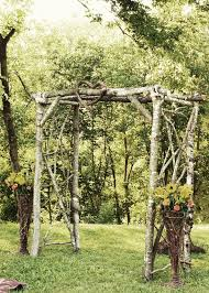 wedding arches made of branches best 25 rustic wedding arbors ideas on outdoor