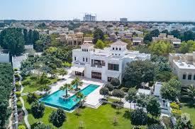 Sq Ft Stunning Villa Boasting A 47 000 Sq Ft Plot In Dubai United Arab