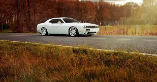 white dodge challenger 4k ultra hd wallpaper ololoshenka