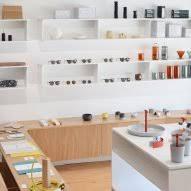 design shop jasper morrison creates house like layout for tokyo s design