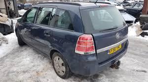 opel zafira 2002 opel zafira benzinas naudotos automobiliu dalys naudotos dalys