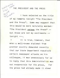press bureau address the president and the press bureau of advertising