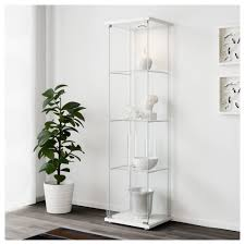 ikea glass display cabinet detolf glass door cabinet black brown ikea display with awesome
