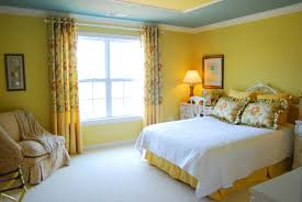 Teenager Bedroom Colors Ideas A Green Light On Yellow