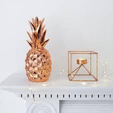 25 unique pineapple ornament ideas on copper