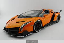 Lamborghini Veneno Modified - lamborghini veneno roadster orange white line automania