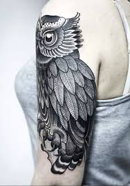 30 unique owl tattoo designs that will inspire you to get inked