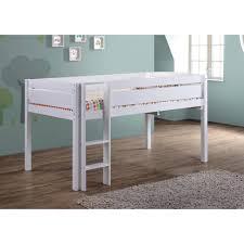 loft beds canwood whistler junior loft bed espresso beds furniture