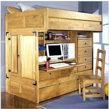 Bunk Beds With Dresser Bunk Bed With Desk Wooden Bunk Beds With Desk Bunk Bed Desk